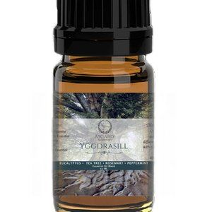 Yggdrasill Essential Oil Blend / Norse Mythology